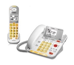 Two Handset Phones uniden d3098