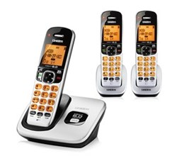 Cordless Phones uniden d1760 3