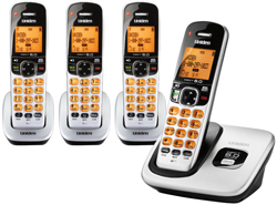 Cordless Phones uniden d 1760 4