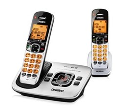 Uniden DECT 6 Cordless Phones D1780 2