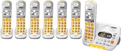 Uniden Six Handsets DECT 6 Cordless Phones uniden d 3097 7