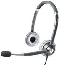 Jabra GN Netcom Corded Headsets jabra voice 750 duo dark ms