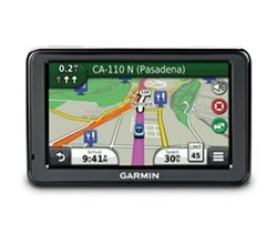 Garmin GPS with Lifetime Maps and Traffic Updates garmin nuvi2495lmt