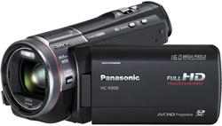 Panasonic Recreational Camcorders panasonic hc x900k