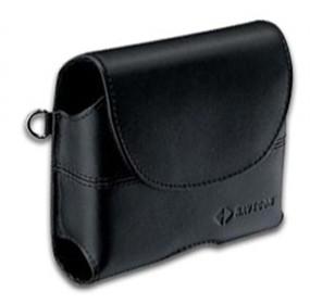 3.5 leather case black navigon