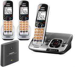 Uniden Wall Phones uniden d1780 3 w range extender