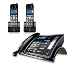 General Electric RCA 5.8GHz Single Line Cordless Phones rca visys 25255re2plus1 25055re1