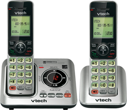 VTech DECT 6.0 Cordless Phones VTech cs6629 2