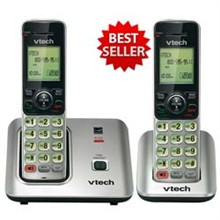 VTech DECT 6.0 Cordless Phones VTech cs6619 2