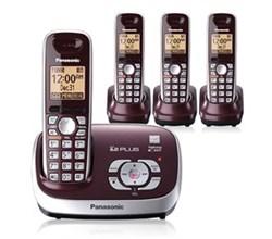 Panasonic KX TG6571 Series panasonic kx tg6574r r