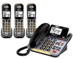 Uniden Amplified Wall Phones uniden d3098 3s