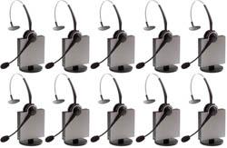 Jabra GN Netcom 10 Headset Bundles jabra gn 9125 flex mono nc category 10