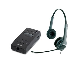 jabra gn2015 duo with link 860 amp