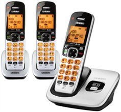 Three Handset Phones d1760 3 r