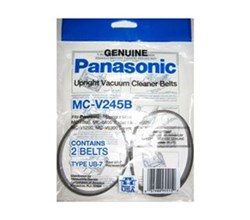 Panasonic Vacuum Belts panasonic mc v245b banner