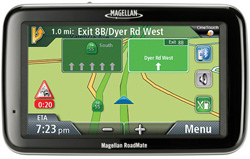 Magellan RoadMate GPS Systems magellan 3065t lm