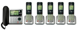 VTech Answering Systems VTech cs6649 3 plus cs6609 2