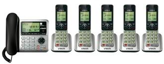 VTech cs6649 3 plus cs6609 2