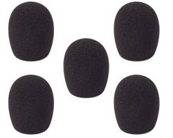 Jabra GN Netcom GN2000 Series Accessories jabra mic foam cover gn 2000 5 pack