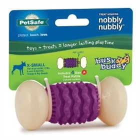 petsafe busy buddy nobbly nubbly