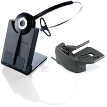 Jabra Mono Wireless Headsets for Polycom jabra pro920
