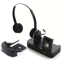Jabra GN Netcom Stereo Wireless Headsets jabra pro 9465 duo with lifter