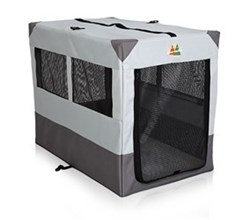 Midwest Canine Camper Soft Sided Dog Crates midwest 1742sp