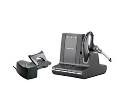 Plantronics Home Office Headset Systems plantronics savi w730 m