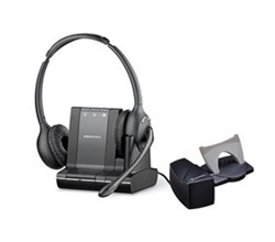 Plantronics Home Office Headset Systems plantronics savi w720 with hl10