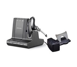 Plantronics Home Office Headset Systems plantronics savi w730 with hl10