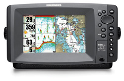 Top Ten GPS humminbird 858c hd combo