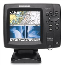 Humminbird 500 Series FishFinders humminbird fishfinder 598ci hd si combo