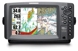 Humminbird GPS FishFinders 958c HD Combo