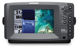 Top Ten GPS humminbird 858c hd di combo