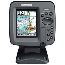 Humminbird GPS FishFinders 386ci Combo