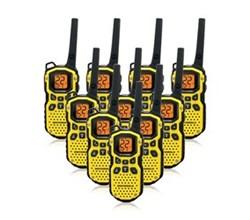 10 Radios motorola ms350r