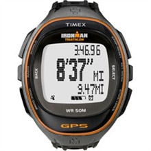 View All timex run trainer gps watch only black orange