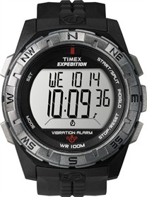 timex expedition vibrate alert