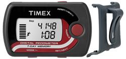 Timex Pedometers  timex pocket pedometer