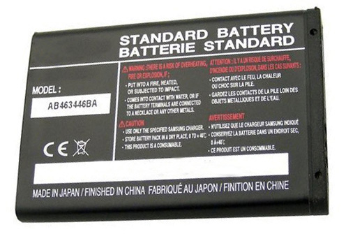 Samsung New Replacement Battery for Samsung SGH-S275G Phone Model at Sears.com