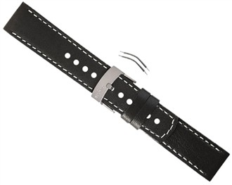 elementum leather strap