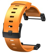 Suunto Core Watch Straps suunto core flat elastomer strap orange