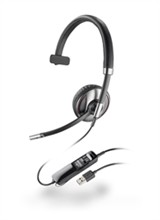 Plantronics Corded Headsets plantronics blackwire c710 m