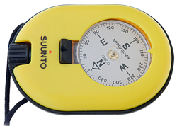 Suunto Compasses Series suunto kb 20 360 r yellow