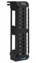 Rack Mounts Blocks and Panels.  Panasonic btsicmpp12v5e