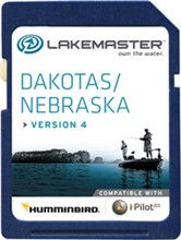 LakeMaster Maps humminbird 600013 1