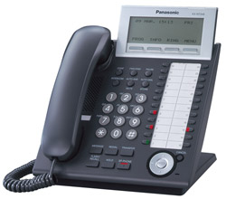 Telephone Systems panasonic bts kx nt346