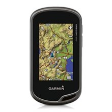 Hiking  garmin oregon 650