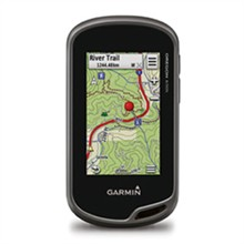 Hiking  garmin oregon 650t