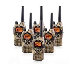 6 Radios  midland gxt1050vp4 6 pk